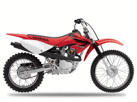 Hire a Honda CRF100