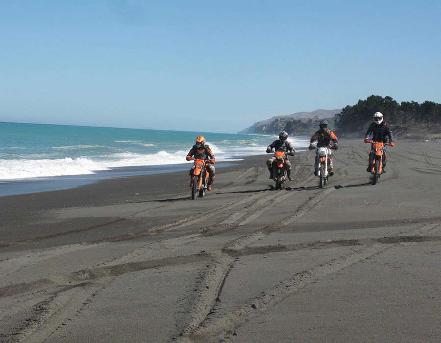 5 day Canterbury NZ Trail Ride Adventure