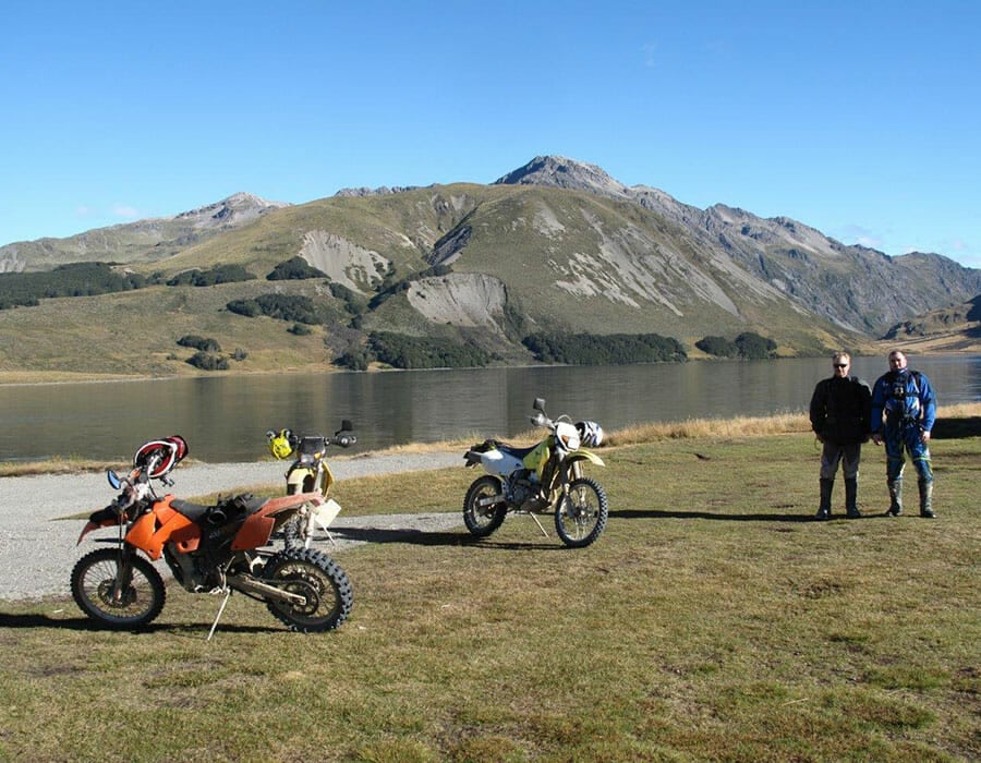 Motorcycle Safari New Zealand