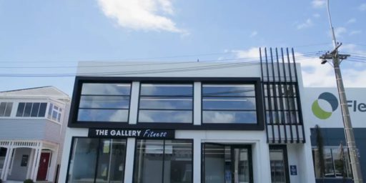 The Gallery Fitness Gym Christchurch City NZ