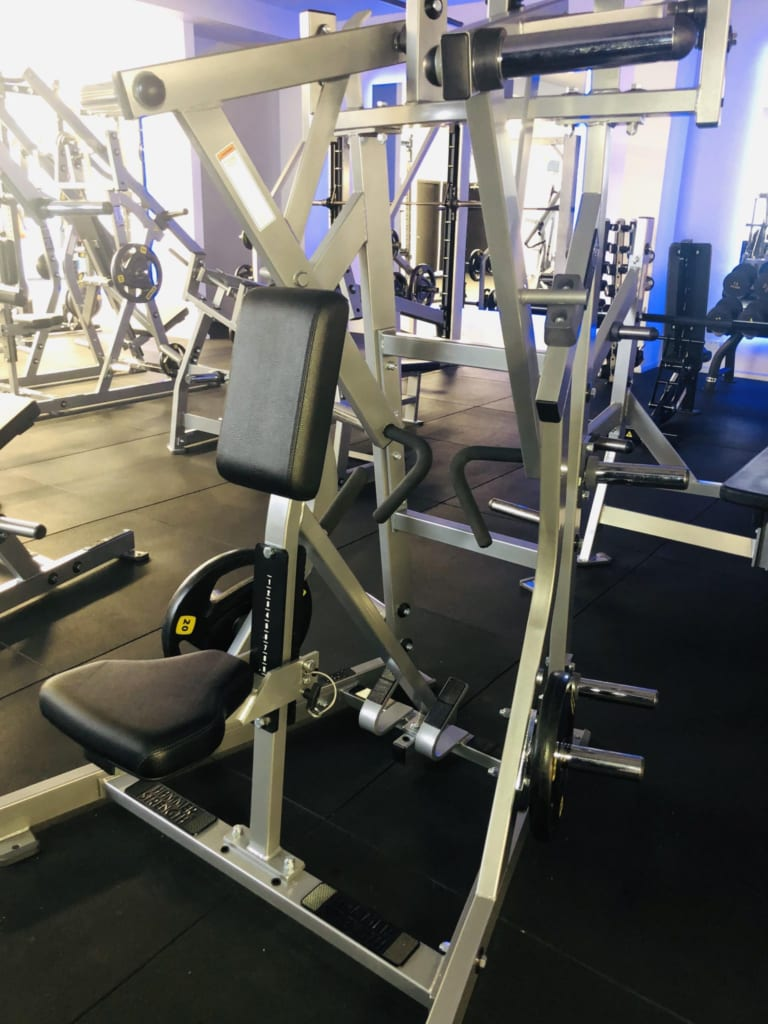 Gym Equipment | The Gallery Fitness