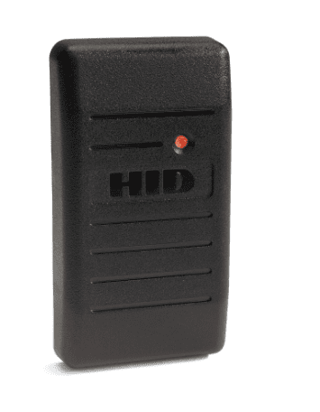 Access control system scanner