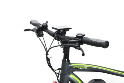 Handlebar front rear view mountain bike rikonda