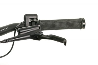 Left handlebar back view mountain bike rikonda 1