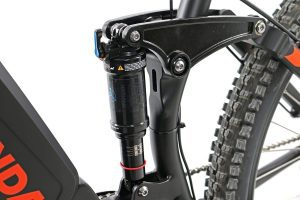 Rockshox airshock mountain bike rikonda 1