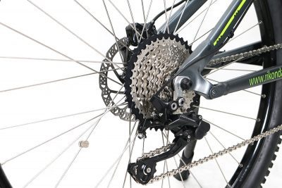 Shimano 10spd cassette mountain bike rikonda