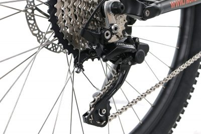 Shimano Deore mountain bike rikonda 1
