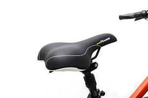 Velo Plush Gel saddle trail rikonda