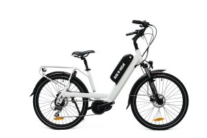 White Midcity commuter rikonda rikonda electric e bikes christchurch nz