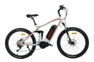White Xtreme HT mountain bike rikonda 1
