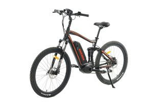 Xtreme Black front mountain bike rikonda 1