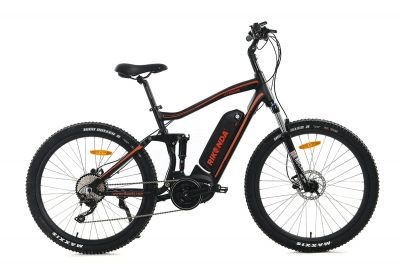 Xtreme Black mountain bike rikonda 1
