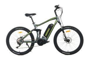 Xtreme Grey mountain bike rikonda 1