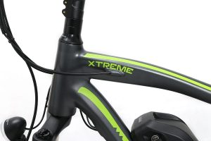 Xtreme e bike mountain bike rikonda