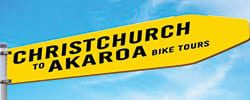 Christchurch to akaroa bike tours nz