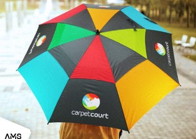 Carpet Court Golf Umbrella