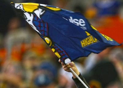 Otago Highlanders Rugby Flags