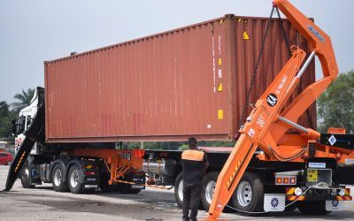 Aone Logistics is first to take delivery of Steelbro's new model