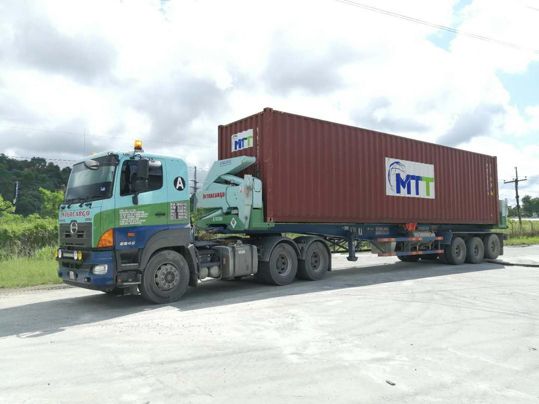 Trusted brand, Steelbro helps give Intercargo a lift