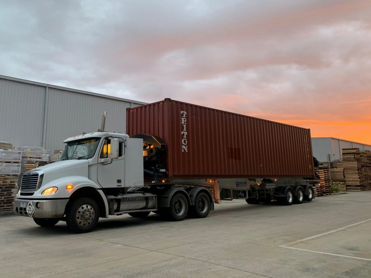 Steelbro's Next Generation SB363 Sidelifter Ticks All the Boxes For Sidelink Transport